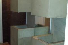 Pavimento e Rivestimento in resina